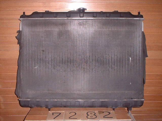Радиатор ДВС NISSAN RNESSA N30 SR20DE. Фото 7