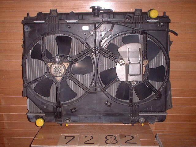 Радиатор ДВС NISSAN RNESSA N30 SR20DE. Фото 6