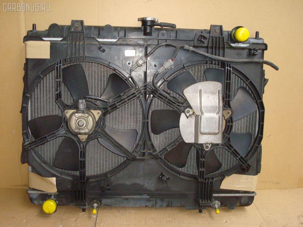 Радиатор ДВС NISSAN RNESSA N30 SR20DE. Фото 4