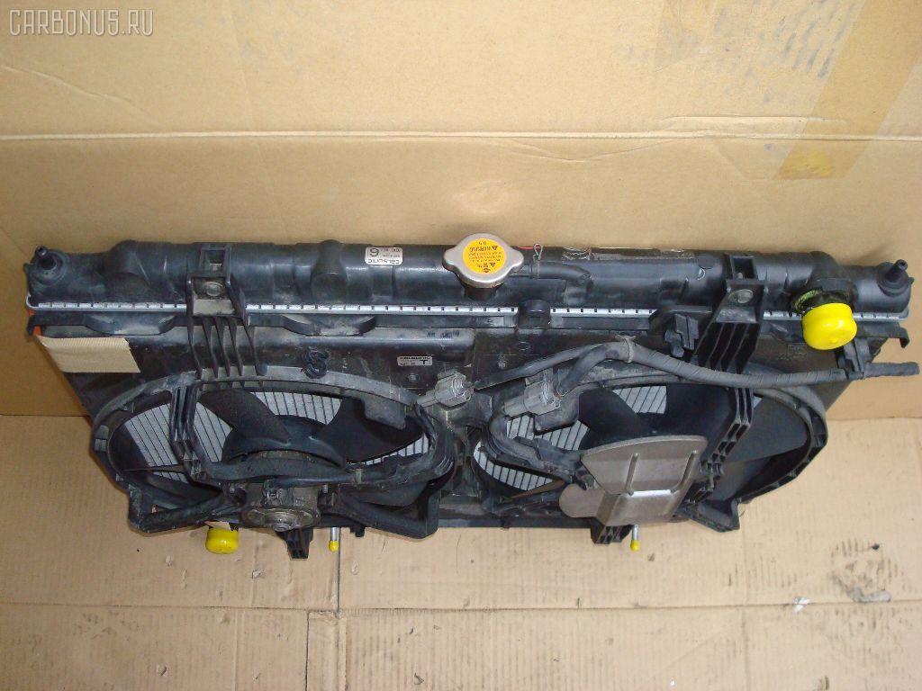 Радиатор ДВС NISSAN RNESSA N30 SR20DE. Фото 5