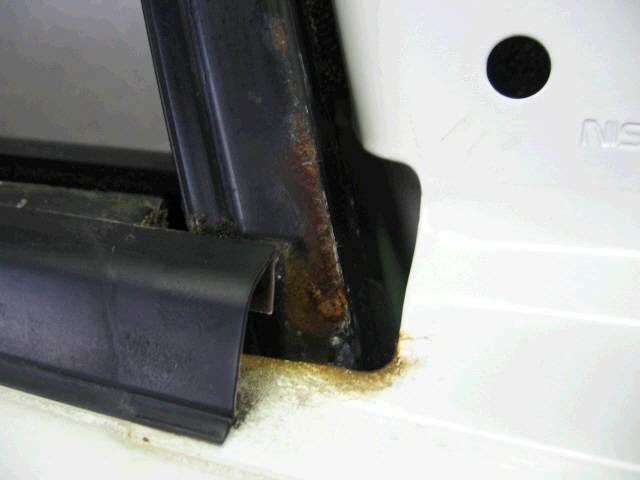 Дверь боковая NISSAN BLUEBIRD SYLPHY QG10. Фото 2