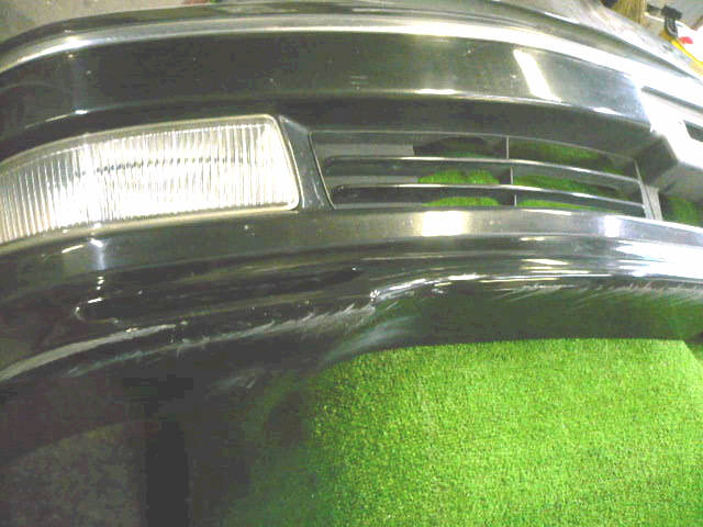 Бампер TOYOTA VISTA ARDEO SV50G. Фото 10