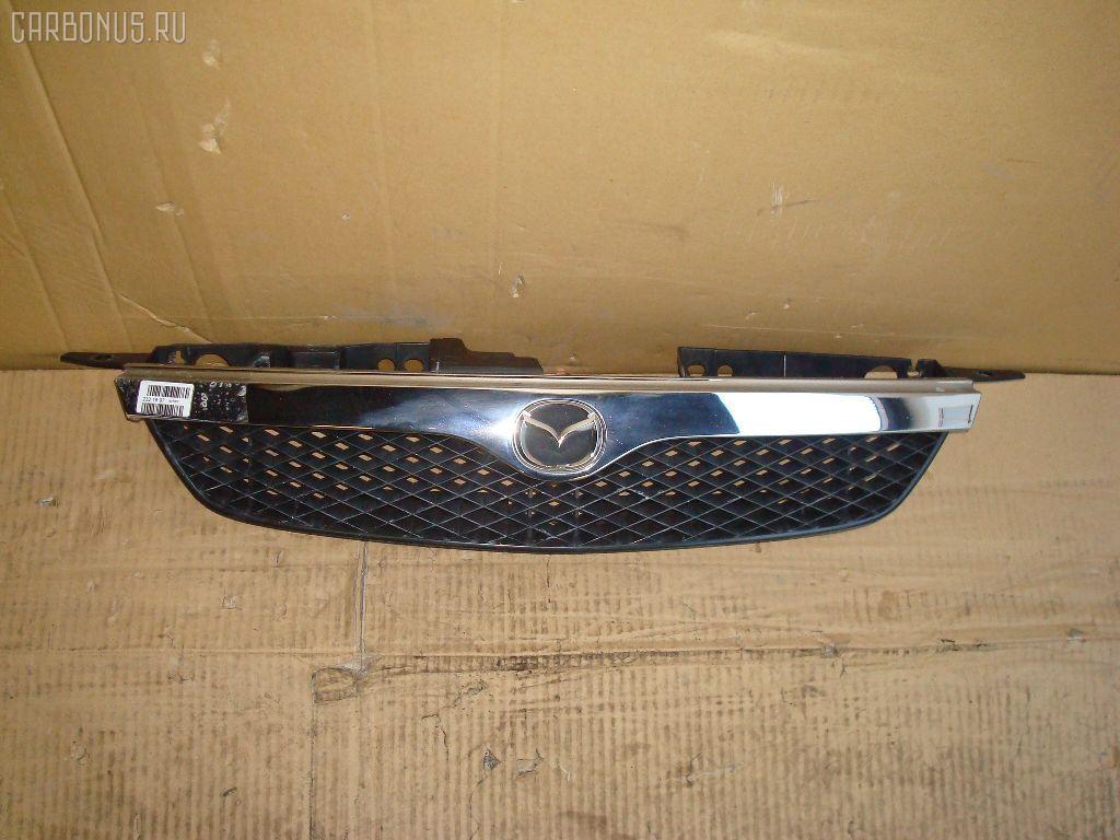 Решетка радиатора MAZDA FAMILIA BJ5P. Фото 1