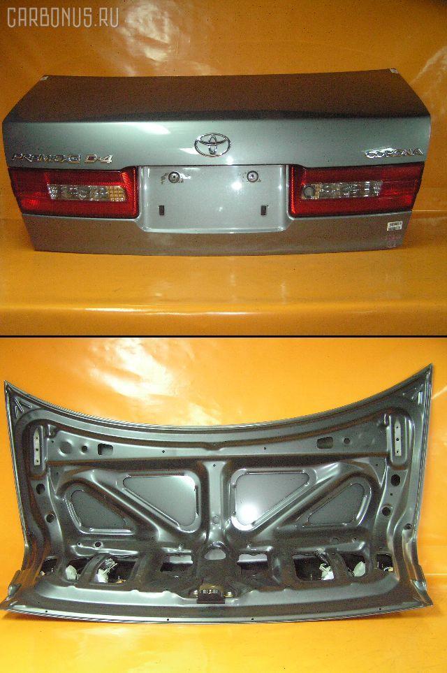 Крышка багажника TOYOTA CORONA PREMIO ST210. Фото 2