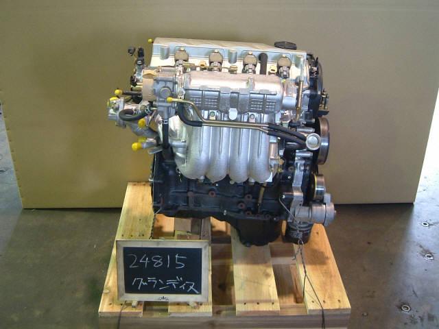 Двигатель MITSUBISHI GRANDIS NA4W 4G69. Фото 2