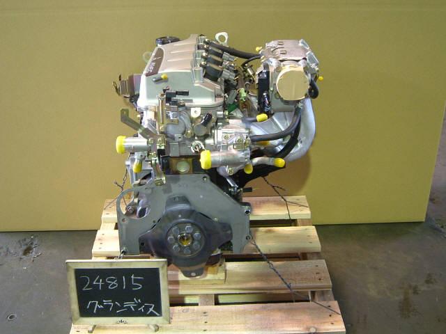 Двигатель MITSUBISHI GRANDIS NA4W 4G69. Фото 1
