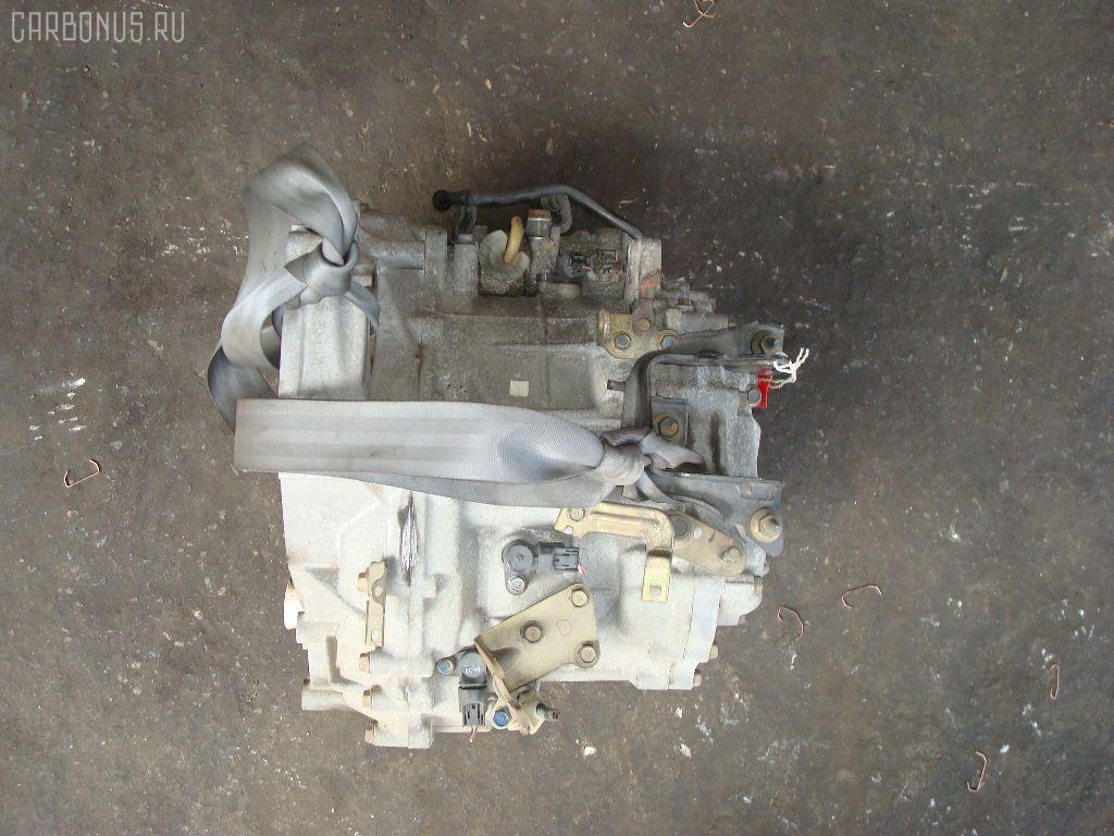 КПП автоматическая HONDA LOGO GA3 D13B. Фото 5
