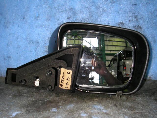 Зеркало двери боковой MAZDA PREMACY CREW. Фото 2