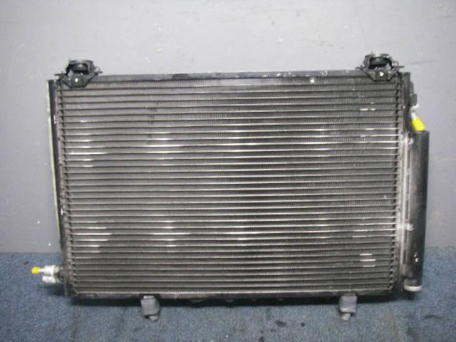 Радиатор кондиционера TOYOTA PLATZ NCP12 1NZFE. Фото 2