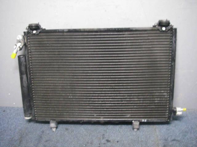 Радиатор кондиционера TOYOTA PLATZ NCP12 1NZFE. Фото 1