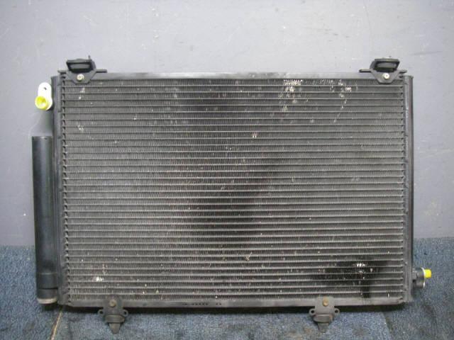 Радиатор кондиционера TOYOTA VITZ NCP10 2NZ-FE. Фото 3