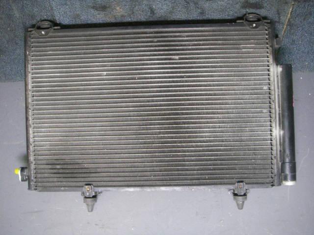 Радиатор кондиционера TOYOTA VITZ NCP10 2NZ-FE. Фото 2