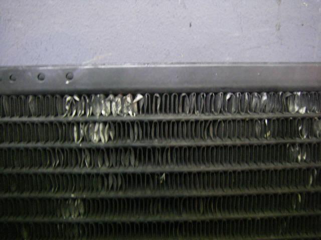 Радиатор кондиционера TOYOTA VITZ NCP10 2NZ-FE. Фото 1