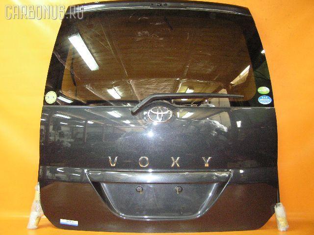 Дверь задняя TOYOTA VOXY AZR60. Фото 1