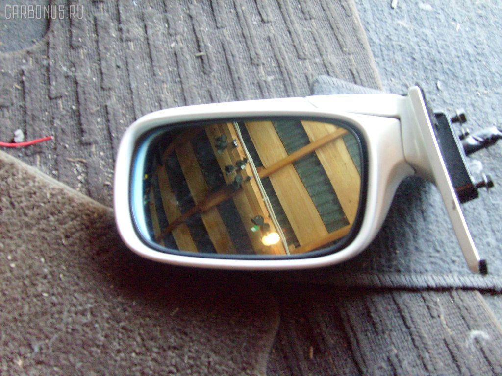Зеркало двери боковой TOYOTA MARK II GX110. Фото 3