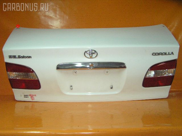 Крышка багажника TOYOTA COROLLA AE110. Фото 10