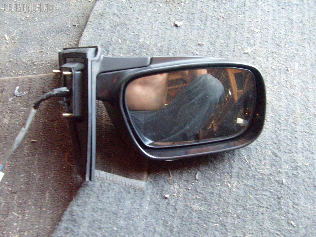 Зеркало двери боковой TOYOTA SUCCEED NCP58G. Фото 2