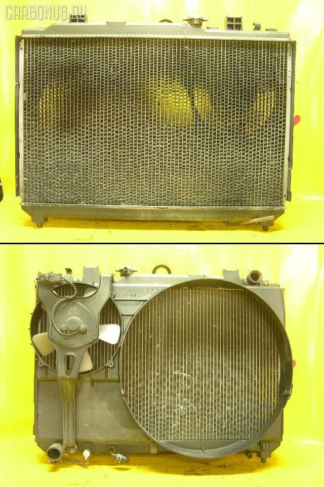 Радиатор ДВС TOYOTA LITE ACE NOAH SR40G 3S-FE. Фото 2