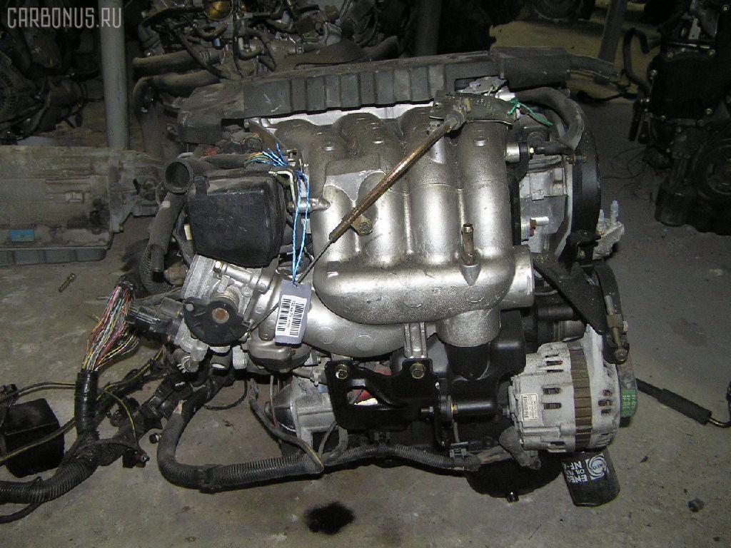 Двигатель MITSUBISHI DINGO CQ2A 4G15. Фото 2