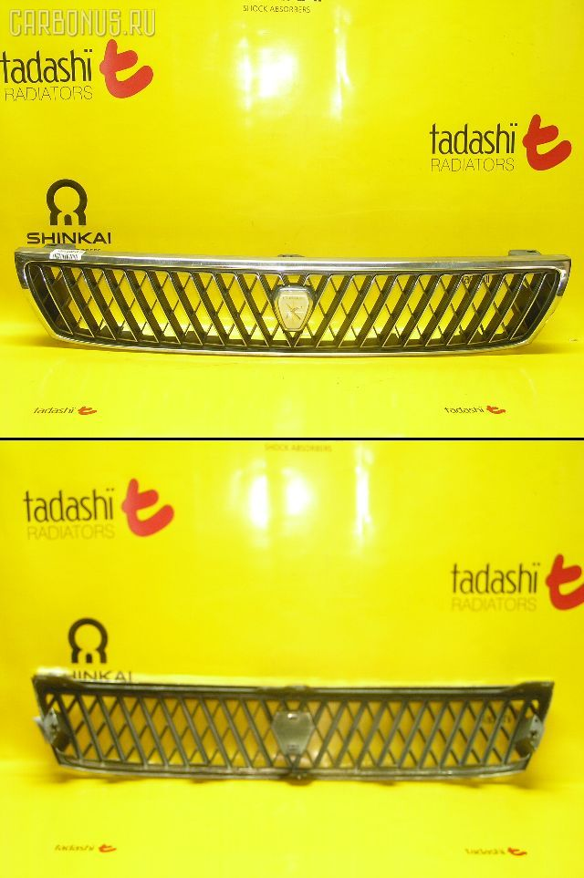 Решетка радиатора TOYOTA CHASER GX90. Фото 1