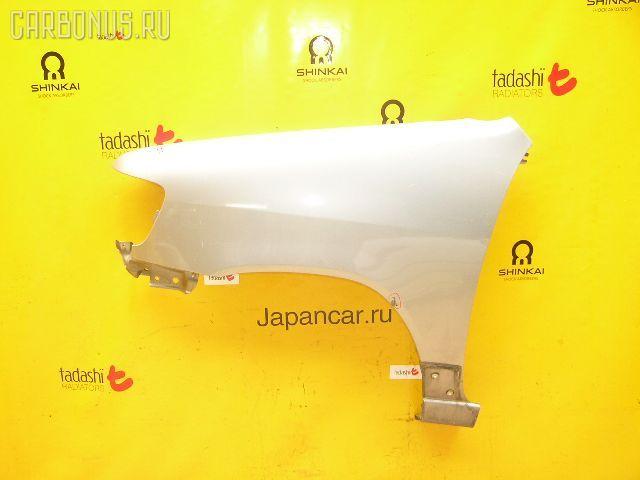 Крыло переднее NISSAN CUBE Z10. Фото 2