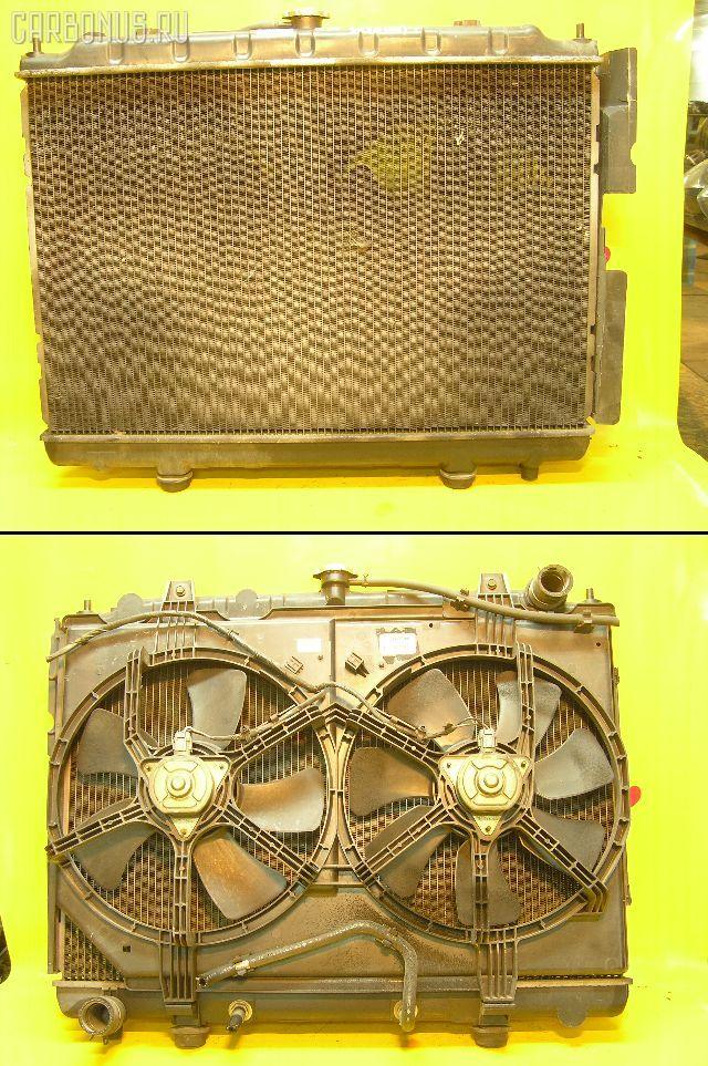 Радиатор ДВС NISSAN RNESSA N30 SR20DE. Фото 2
