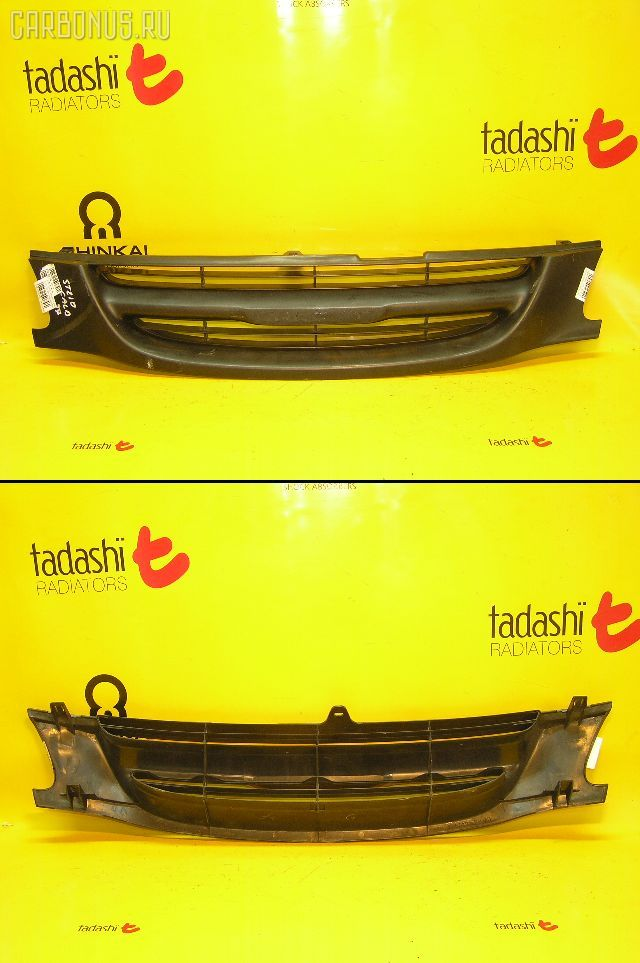 Решетка радиатора TOYOTA CALDINA ST210G. Фото 11