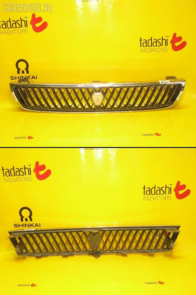 Решетка радиатора TOYOTA CHASER GX90. Фото 2