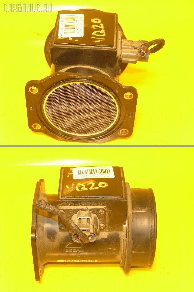 Датчик расхода воздуха NISSAN STAGEA WGNC34 RB25DET. Фото 3