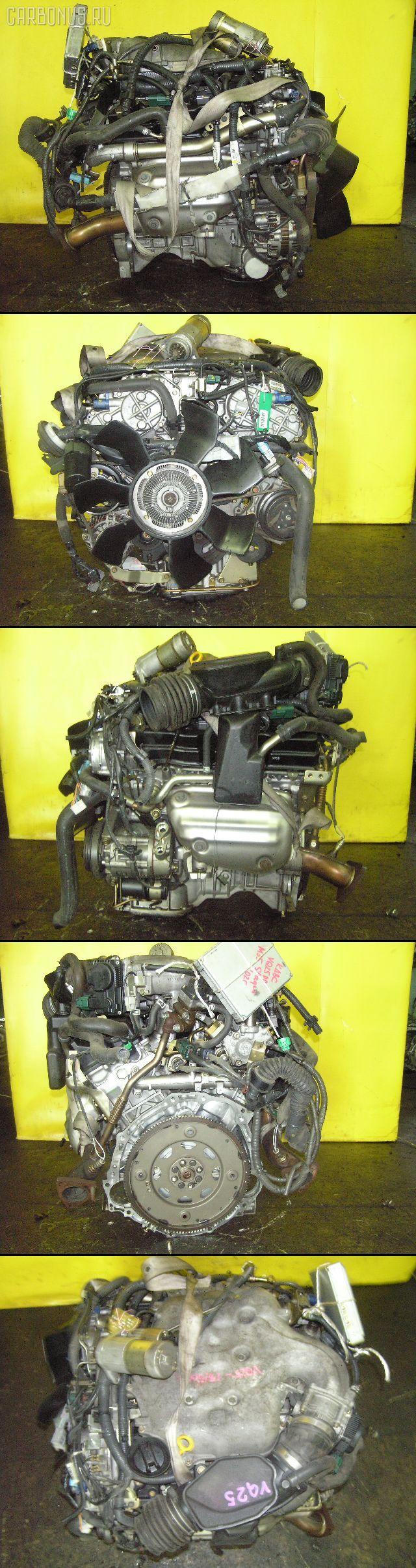 Двигатель NISSAN STAGEA M35 VQ25DD. Фото 1