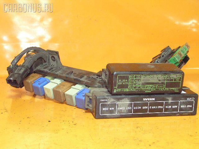 Блок предохранителей NISSAN CUBE Z10 CG13DE. Фото 3