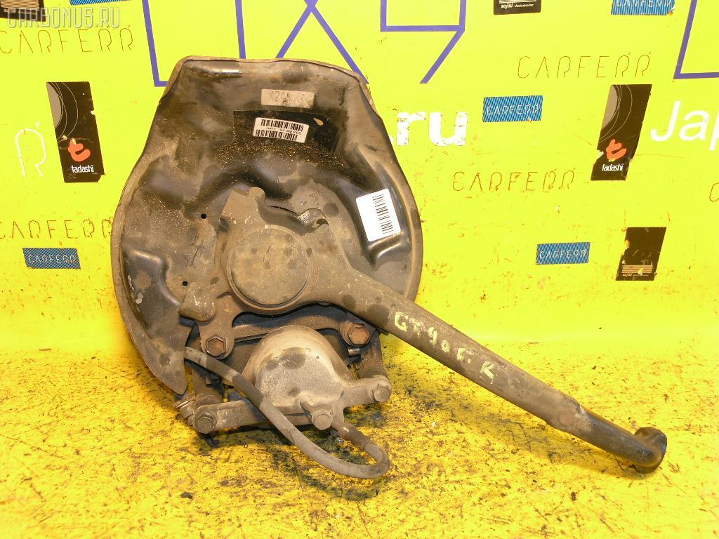 Ступица TOYOTA MARK II GX90 1G-FE. Фото 2