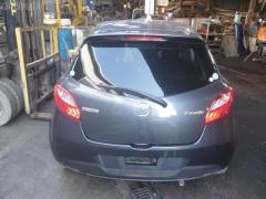 Накладка на порог салона Mazda Demio DE5FS Фото 6