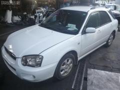 Решетка под лобовое стекло Subaru Impreza wagon GG3 Фото 4