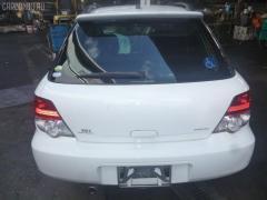 Решетка под лобовое стекло Subaru Impreza wagon GG3 Фото 5