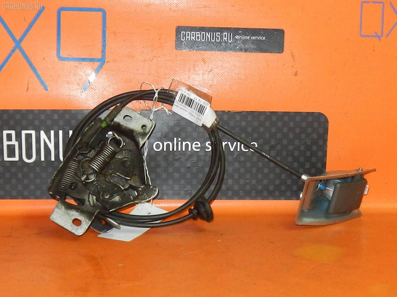 Тросик капота MAZDA PROCEED LEVANTE TJ52W Фото 1