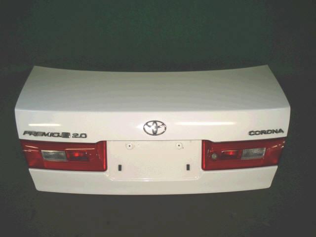 Крышка багажника TOYOTA CORONA PREMIO ST215. Фото 1