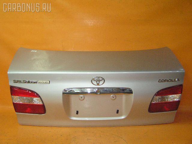 Крышка багажника TOYOTA COROLLA AE110. Фото 11