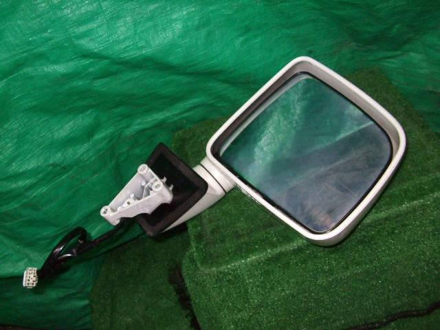 Зеркало двери боковой TOYOTA HARRIER MCU15W. Фото 2