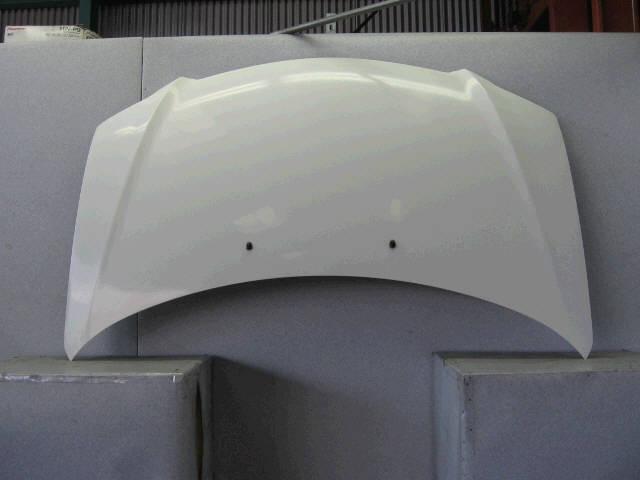 Капот MAZDA MPV LW5W. Фото 3