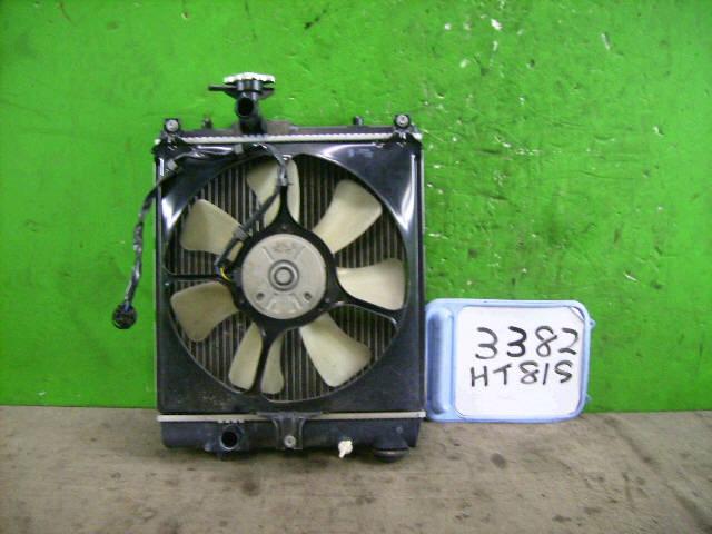 Радиатор ДВС SUZUKI SWIFT SPORT HT81S M15A. Фото 4
