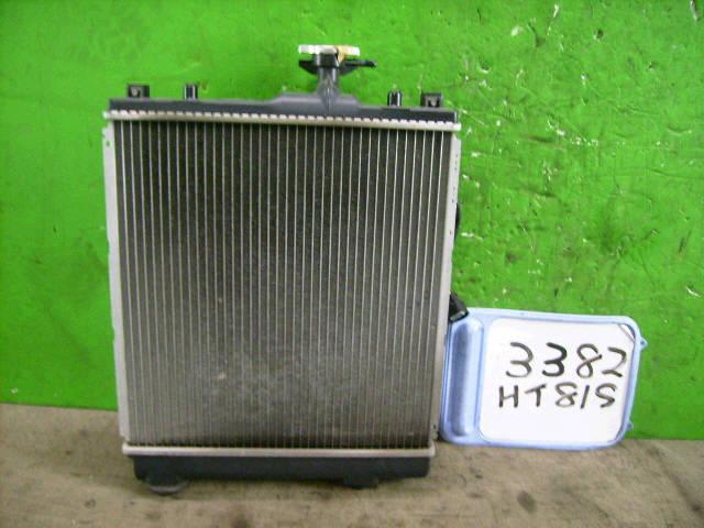 Радиатор ДВС SUZUKI SWIFT SPORT HT81S M15A. Фото 3