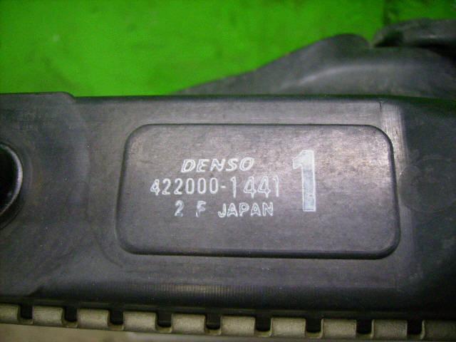 Радиатор ДВС SUZUKI SWIFT SPORT HT81S M15A. Фото 2