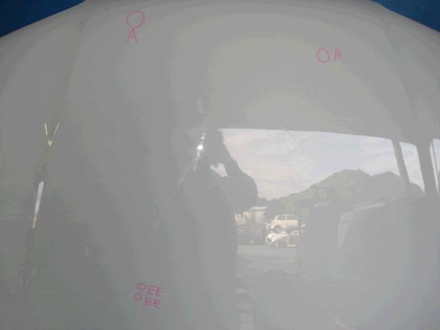 Капот HONDA ACCORD CD5. Фото 2