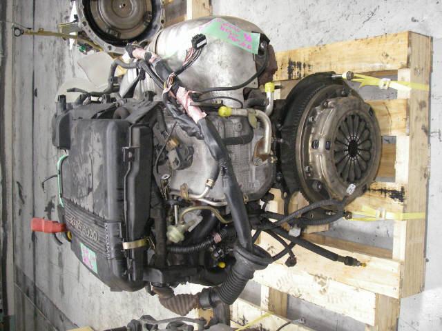 Двигатель TOYOTA GX100 1G-FE. Фото 4
