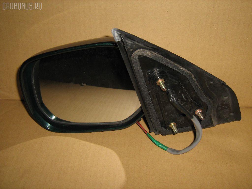 Зеркало двери боковой TOYOTA FUNCARGO NCP20. Фото 5