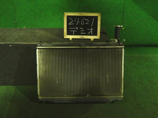 Радиатор ДВС MAZDA DEMIO DY5W ZY-VE. Фото 1
