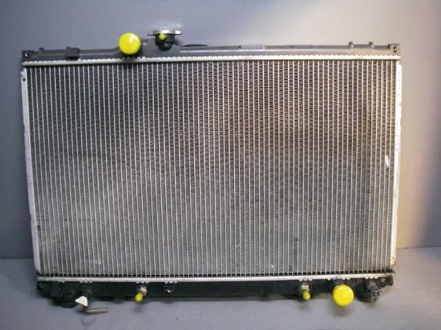 Радиатор ДВС TOYOTA PROGRES JCG10 1JZ-GE. Фото 2