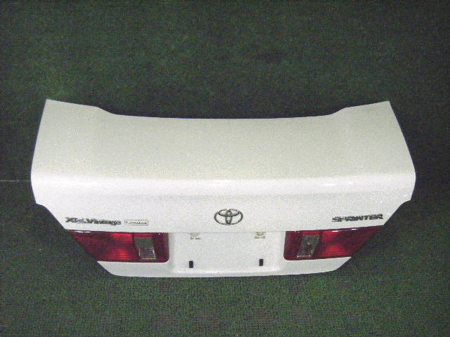 Крышка багажника TOYOTA SPRINTER AE110. Фото 5