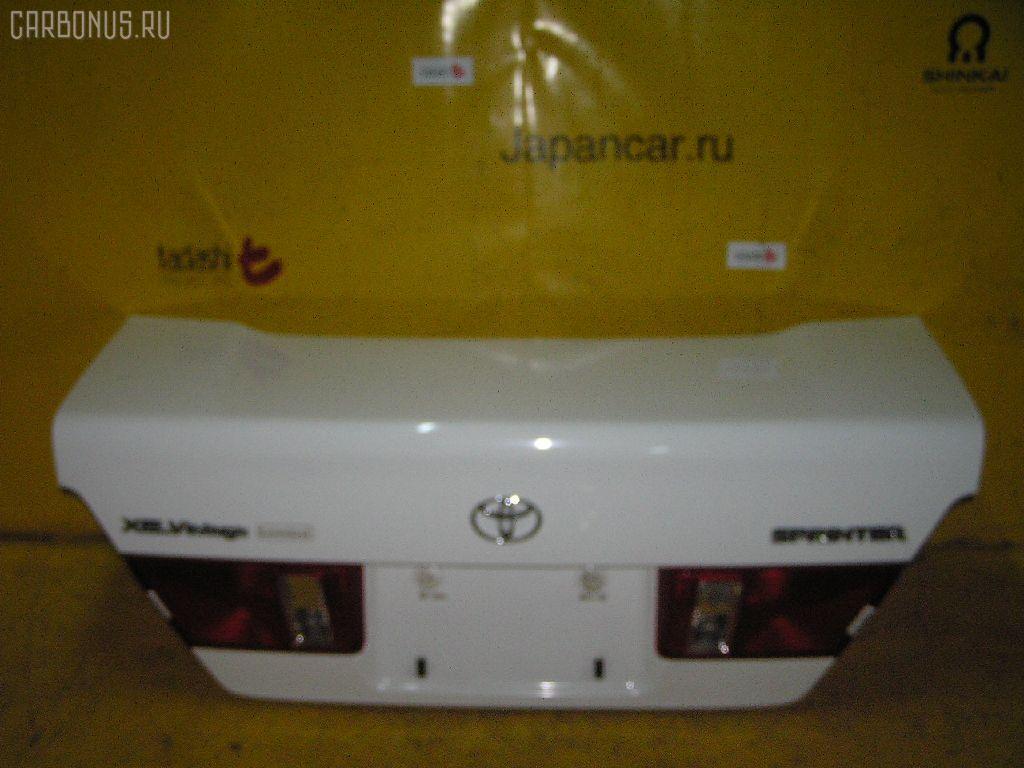 Крышка багажника TOYOTA SPRINTER AE110. Фото 1